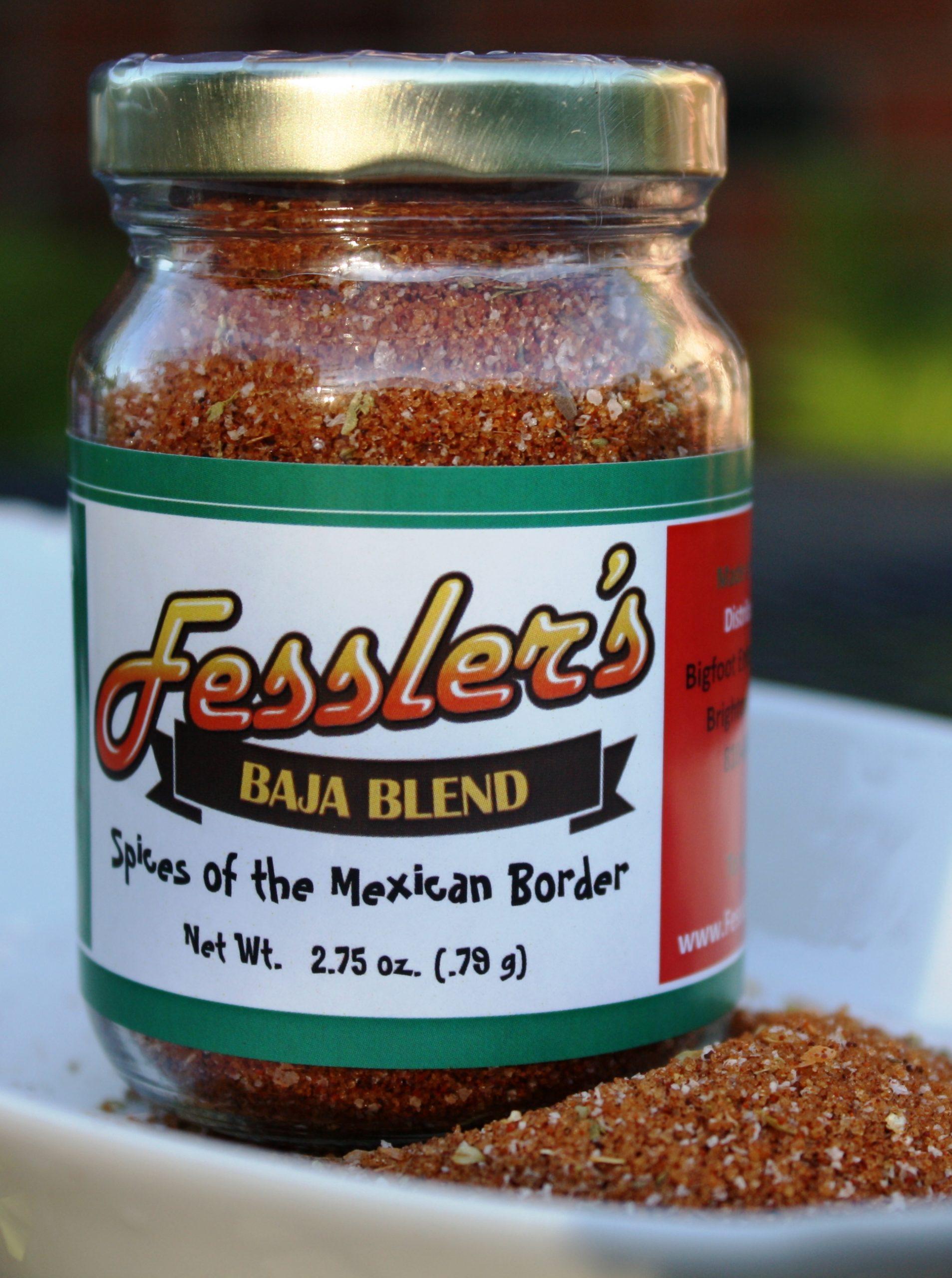 Baja Blend Spice Rub-Fessler's