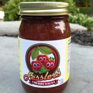 Cherry Salsa-16oz jar