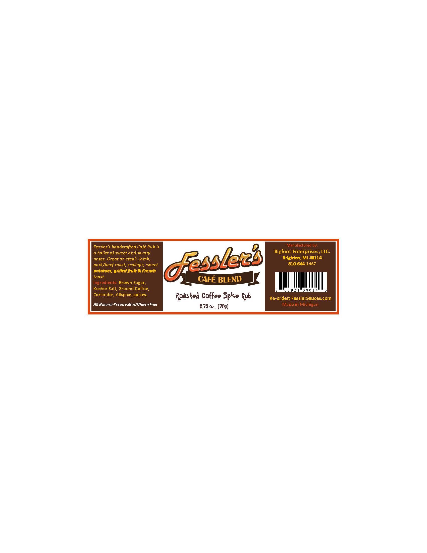 Spice Blend Gift Box Set-Fessler's