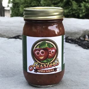 Apple Salsa From Fesslers