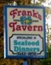 Franks Tavern Sign