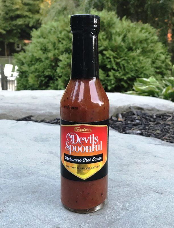 Habanero Hot Sauce-Fessler's Devils Spoonful