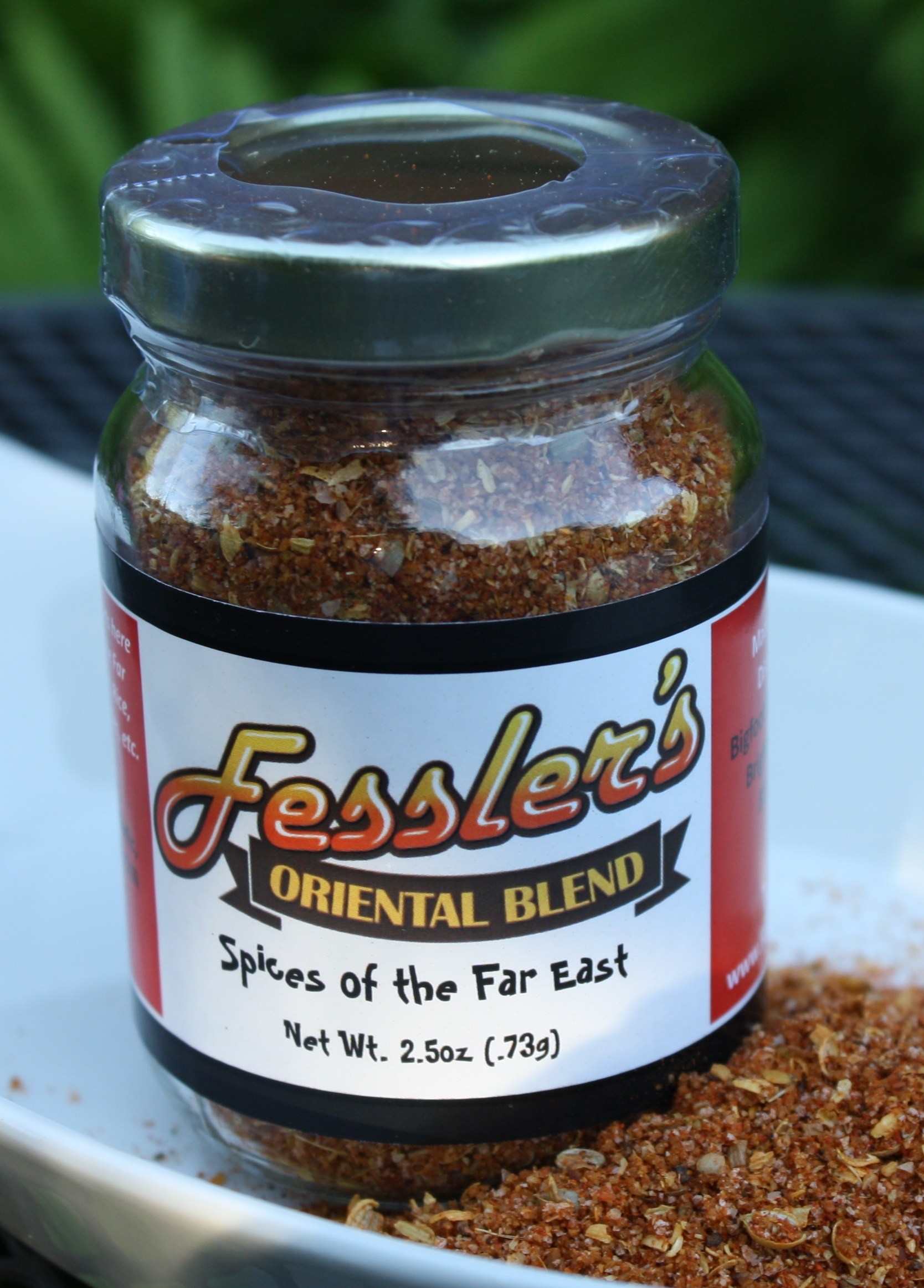 Oriental Blend Spice rub